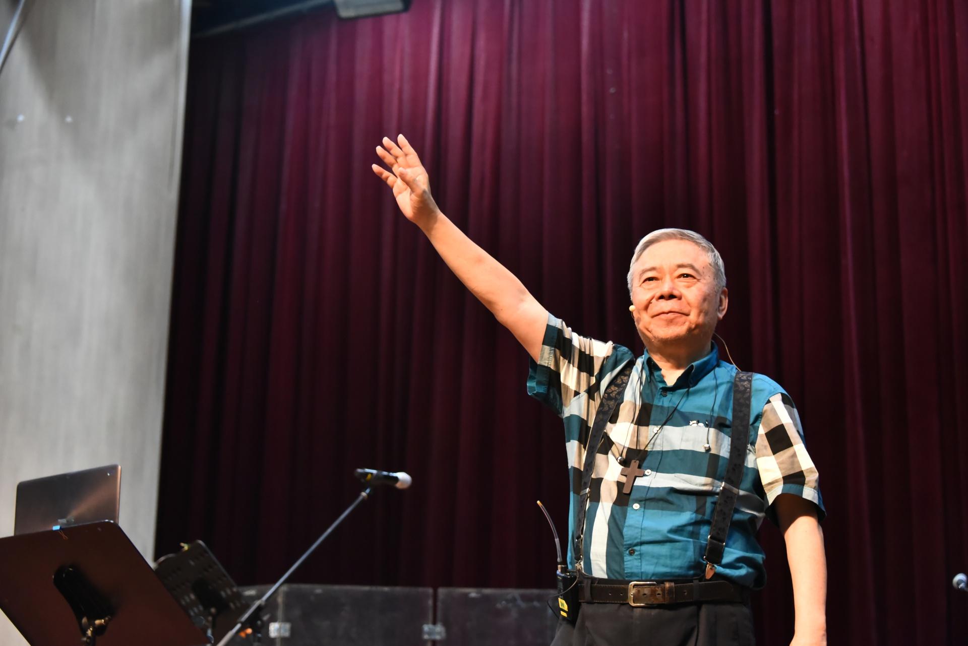 繼往開來:「訪韓聖會」點燃台灣復興「烈火」!